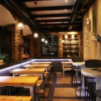 Cómo iluminar un restaurante correctamente