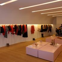 Cómo iluminar una tienda de moda, el retail lighting