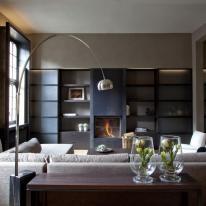 Lámparas de diseño para salón originales y exclusivas