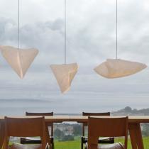 Ballet Composición triple Lámpara Colgante E26