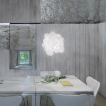 Blum Wall lamp/ceiling lamp white E26
