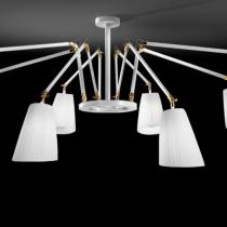 Cornelia - 02 (Solo Structure) Lamp Pendant Lamp without
