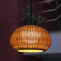 Garota - S 01 (Solo Estructura) Lámpara Colgante Exterior