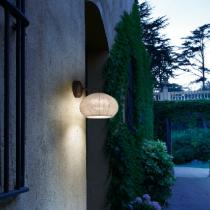 Garota - to 01 (Solo Structure) Wall Lamp Outdoor without