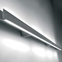 Marc W130 arm Aplique dos luces G5 2x54w Gris mate