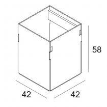 Concrete caja 152