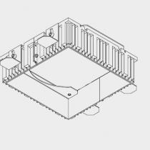 Grid IN Trimless 1 (Accesorio kit de montaje Grande)