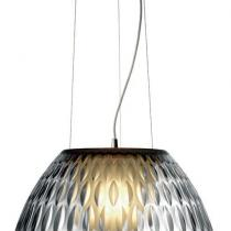 E-Llum T 5655 large Pendant Lamp Nickel mate