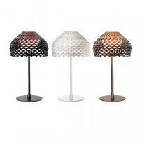 Tatou T1 lámpara de Sobremesa E27 70W FL/HL Gris Ocre