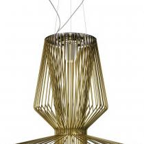 Allegro Assai ceiling lamp Gold