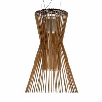 Allegro vivace Pendant Lamp led dimmer Brown