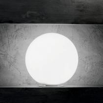 Kalispera lámpara de Pie / Sobremesa Vidrio ø45 E27