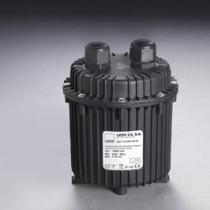 Transformador estanco para LED 230/12V DC 20W IP68 1m