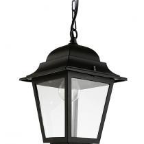 Olimpo Pendant Lamp 22x22x38cm Black