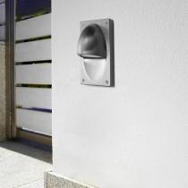Alfa Wall Lamp 19x11x9cm GU10 (HL,FL,LED) Grey