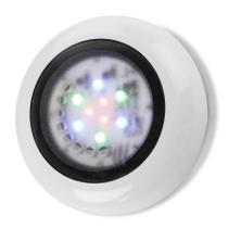 Aqua proyector para piscina de Superficie IP68 LED 9x3w RGB