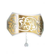 Charme P Wall Lamp Gold