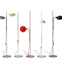 Funiculí Floor Lamp 135cm E27 18w white