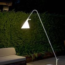 Matt Outdoor Floor Lamp