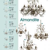 Almandite 2492 2BR Marrón