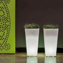 Melisa 30 planter iluminado Outdoor light frí­a