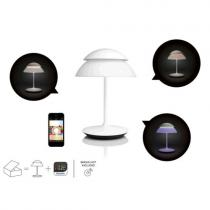 Philips Hue Beyond - Lampe de table Conectada, Controlable