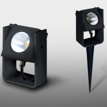 FOCO LED EXTERIOR ·GREGAL· 8W