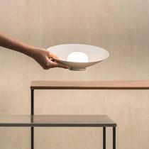 Musa Lámpara Sobremesa 1 × LED 2,1W 700 - Lacado visón