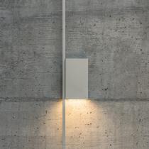 Lámpara de pared Structural 2617 Gris L2. 2 × LED PLATE 24V