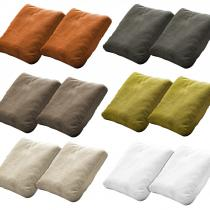 Pop Duo pillow (2 units packaging)
