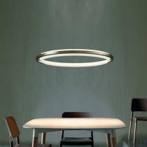 Nimba 120 Lámpara Colgante 120cm LED - Dorado