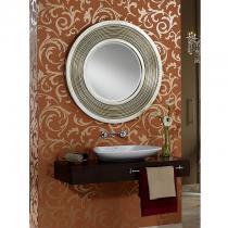 Aros mirror Round Concentrico