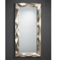 Alboran miroir rectangulaire Cadre Volumetrico Feuille