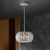 Diamond Lámpara Colgante Pequeño 3 G9 LED 4W