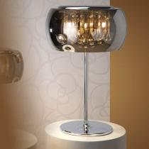 Argos Lampe de table Grand Ø40 4xG9 42W Chrome