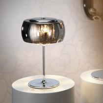 Argos Lampe de table Petite Ø28 3 G9 LED 6W Chrome