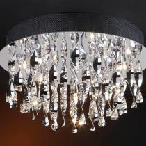 Espiral ceiling lamp Round 20L bright chrome