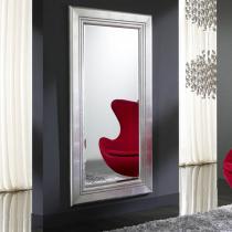 Luxury espejo rectangular Grande Pan de Plata