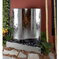 fontaine ondulée Grand Inox