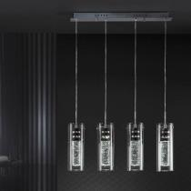 Bubble Lámpara Colgante 4xGU10 LED 5W Aluminio Lacado