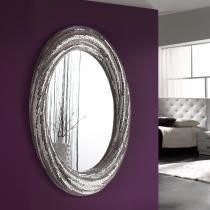 Gaudi espejo Rodas Ovalado