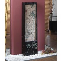 Fuente Fengshui avec bambu
