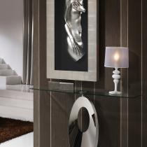 Venus bas-relief Cadre Feuille d´argent