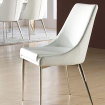 Dublin chaise blanc