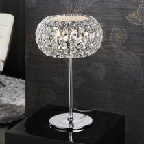 Diamond Sobremesa Pequeña 3 G9 LED 4W Cromo/Copens