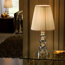 Mercury Lampe de Lampe de table Petit 45x22cm 1xLED 10w -