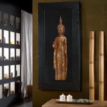 Thais bajorrelieve 120x60cm - Madera antigua detalles