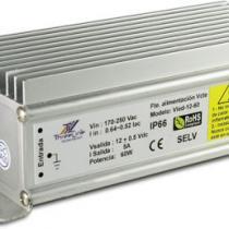 Fuente de alimentación conmutada 12V/60W IP66