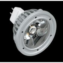 SERIE MG LED Lampe typ dichroic, körper Aluminium,