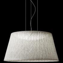 Wind Lámpara Colgante ø120cm 1x2GX13 60W - Fibra de